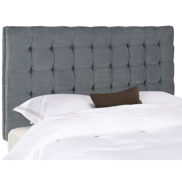Safavieh Lamar Steel Blue Headboard