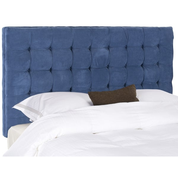 Safavieh Lamar Royal Blue Headboard