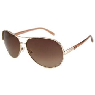 Calvin Klein Women's CK7309S Aviator Sunglasses