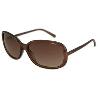 Calvin Klein Women's CK7791S Classic Rectangular Sunglasses