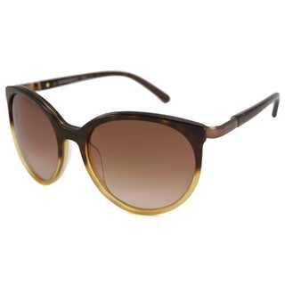 Calvin Klein Women's CK7822S Round Retro-Inspired Sunglasses