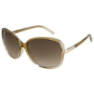 Calvin Klein Women's CK7823S Rectangular Plastic Sunglasses