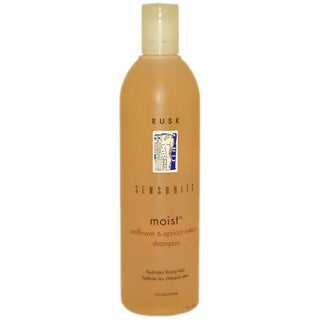 Rusk Sensories Moist Sunflower and Apricot Hydrating 13.5-ounce Shampoo