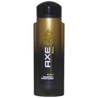 AXE Dual 2 in 1 Men's 12-ounce Shampoo & Conditioner
