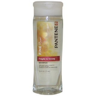 Pantene Pro-V Fine Hair Solutions Fragile to Strong Shampoo
