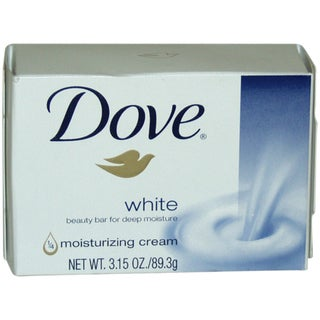 Dove White Moisturizing Cream Beauty Bar