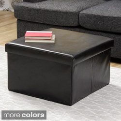 Folding Storage Coffee Table
