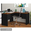 Bestar Somerville L-Shaped Desk