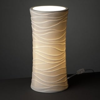Round Waves 1-light Accent Lamp