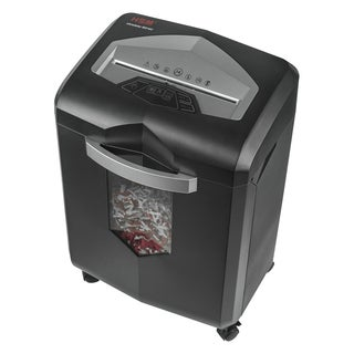 HSM Shredstar BS14c 14-sheet Cross-cut Continuous Shredder with 5.8-gallon Waste Container