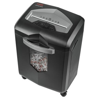 HSM Shredstar BS12C 12-sheet Cross-cut Continuous Shredder with 5.8-gallon Waste Container