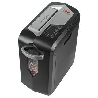 HSM Shredstar BS6Ms 5-gallon Coninuous Operation Micro-Cut Document Shredder