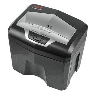 HSM ShredStar MS12c 12-sheet Cross-cut Shredder with 2.1-gallon Waste Container