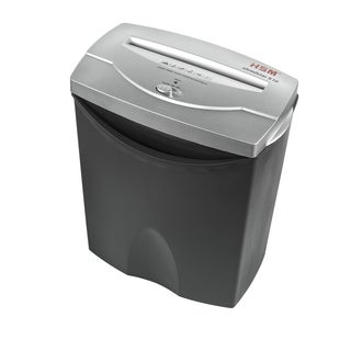 HSM Shredstar S10 10-sheet Strip-cut Shredder with 4.3-gallon Waste Container