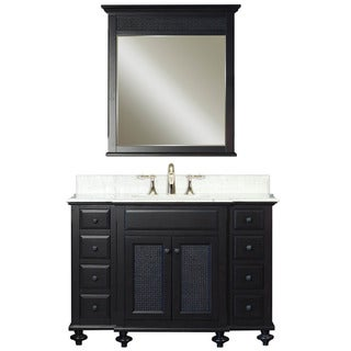 Water Creation London 48 Inch Vanity Mirror