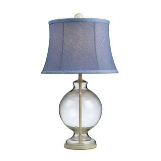 Dimond Lighting Antique White Finish 1-light Table Lamp