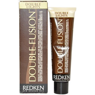 Redken Double Fusion Double Lights #Gb Gold/Beige Hair Color
