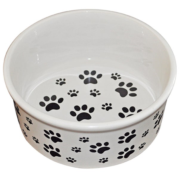 KitchenWorthy Ceramic Pet Bowl