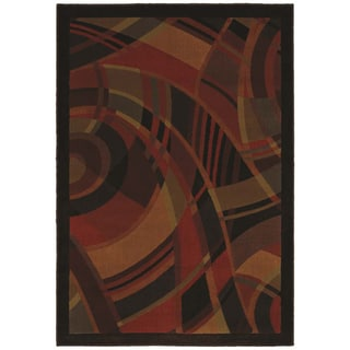 Studio Plum Area Rug (5'5 x 7'8)