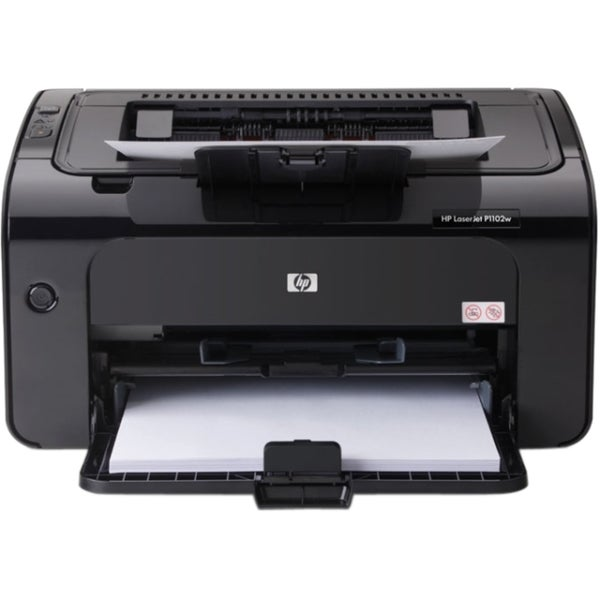 HP LaserJet Pro P1102W Laser Printer - Refurbished - Monochrome - 120