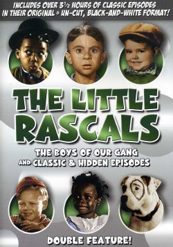 The Little Rascals: The Boys of Our Gang/Classic and Hidden Episodes (DVD)