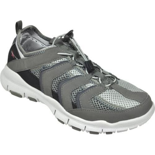 Men's Rugged Shark Aqua Ghilly Grey Nylon/Mesh