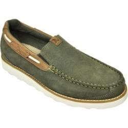 Men's Rugged Shark Beacon Fatigue Suede