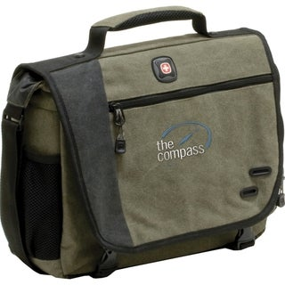 Wenger ZINC Carrying Case (Briefcase) for 14.1