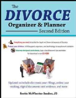 The Divorce Organizer & Planner