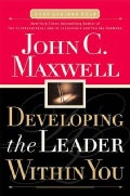 Developing the Leader Within You (Hardcover)