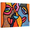 Steven Scott 'Eye to Eye' Gallery-wrapped Canvas