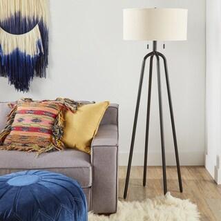 Carbon Loft Grant 61-inch Brown Floor Lamp