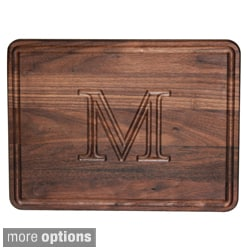 Bigwood Personalized Walnut Cutting Board