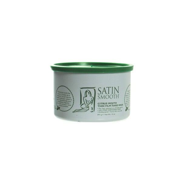 Satin Smooth Citrus Mojito Thin Film 14-ounce Hard Wax