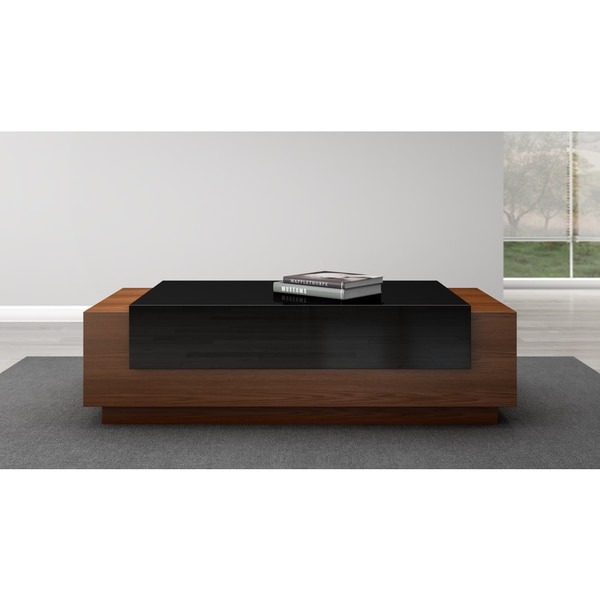 Contemporary American Oak Coffee Table