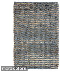 Kosas Home Santa Clarita Wool Jute Rug (5 x 8)