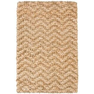 Harrington Gold Jute Rug (6 x 9)