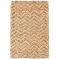 Harrington Gold Jute Rug (6 x 9)