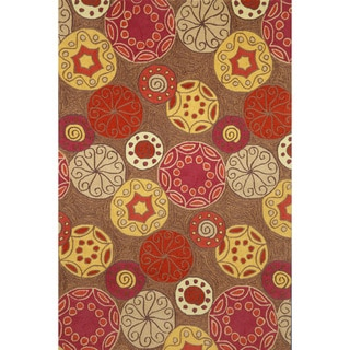 synthetic fiber orange area rugs overstockcom buy 7x9 10x14 7 rugs to play on 320x320