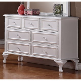 Jeslyn 7-drawer Dresser and Optional Mirror