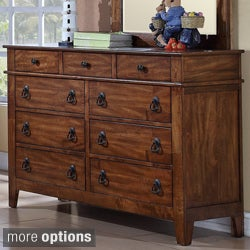 Tucker 9-drawer Dresser with Optional Mirror