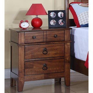 Tucker 3-drawer Nightstand