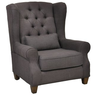 Fanny Tufted Wingchair