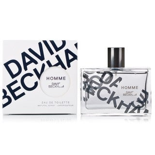 David Beckham 'Homme' Men's 2.5-ounce Eau de Toilette Spray