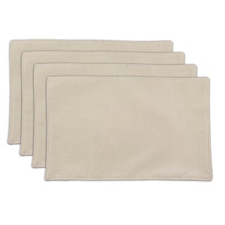 Stoney River Grey Placemat Set (Set of 4)