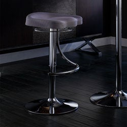 INSPIRE Q Lorin Adjustable Swivel Counter Barstool