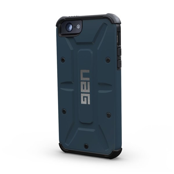 Urban Armor Gear iPhone 5 Composite Case w/ Impact Resistant Bumpers & Screen Kit -
