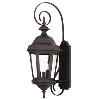 Oscar Medium 3-light Wall Lantern
