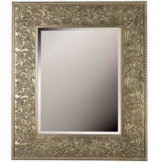 Purdy Gold Leaf/ Silver Wall Mirror