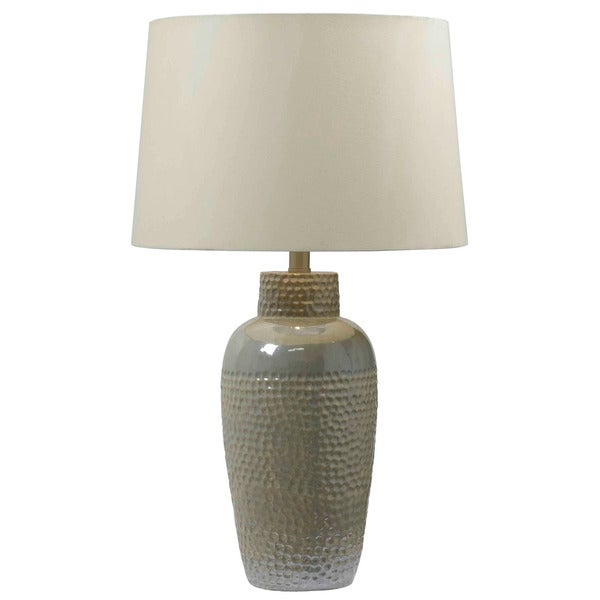 Bindy Iridescent Ceramic Table Lamp